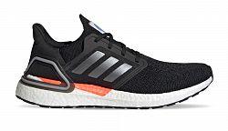 adidas Ultraboost 20 Core Black/Iron Met./Football Blue-7.5 čierne FX7979-7.5