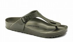 Birkenstock Gizeh EVA Khaki Regular Fit-4.5 zelené 1019143-4.5
