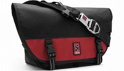 Chrome Mini Metro Messanger Bag červené BG-001-BKRD