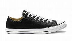Converse Chuck Taylor Leather Black-9.5UK čierne 132174C-9.5UK