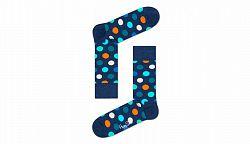 Happy Socks Big Dot-M-L (41-46) modré BD01-605-M-L-(41-46)