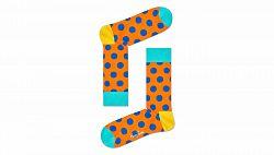 Happy Socks Big Dot Sock farebné BDO01-2003