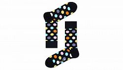Happy Socks Dot-M-L (41-46) čierne BD01-099-M-L-(41-46)