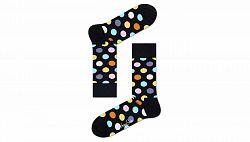 Happy Socks Dot-S-M (36-40) čierne BD01-099-S-M-(36-40)