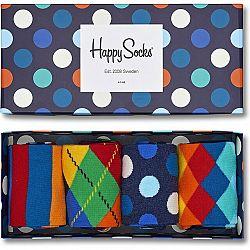 Happy Socks-M-L (41-46) farebné XMIX09-6000-M-L-(41-46)