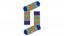 Happy Socks Rock'n Roll Stripe Sock-7.5-11.5 farebné RRS01-2700-7.5-11.5