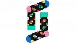 Happy Socks Rolling Stones Paint It Bright Sock-4-7 farebné RLS01-9300-4-7