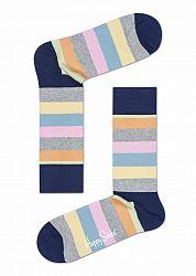 Happy Socks Stripes farebné STR01-9001
