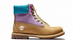 Timberland 6 Inch Premium Waterproof Boot L/F- W-4 hnedé A2MBE-WHE-4